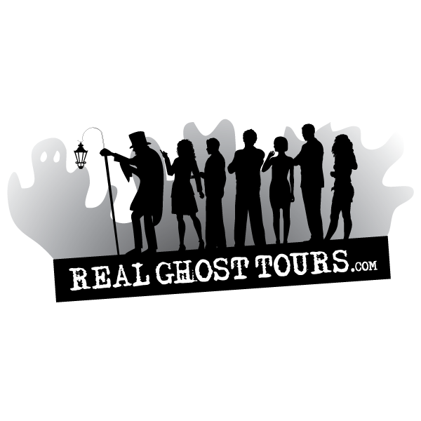 Real Ghost Tours Logo