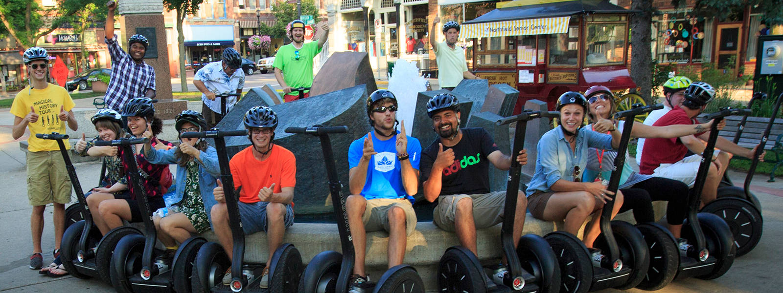 St. Paul Segway Tour Photo